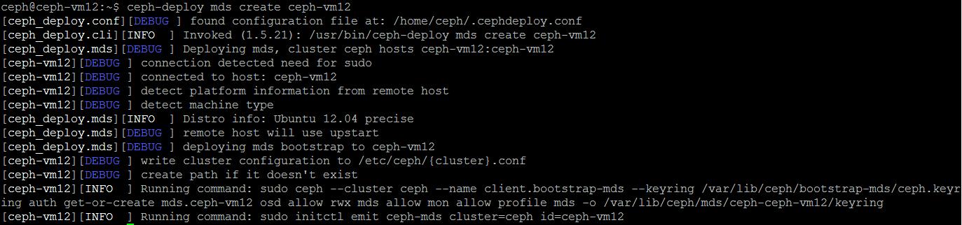 Johnny ( Chianing ) Wang : Ceph POC Lab with Ubuntu 12 04 via