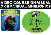 VIDEO COURSE ON VISUAL GK BY VISUAL MNEMONICS