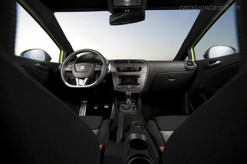 صور سيارة سيات ليون 2013 - اجمل خلفيات صور عربية سيات ليون 2013 - Seat Leon Photos Seat-Leon_2012_800x600_wallpaper_42.jpg