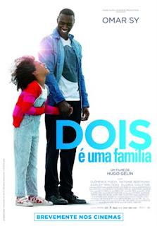 Dois é Uma Família - Poster & Trailer