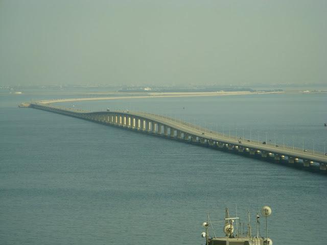 oitava maior ponte do mundo