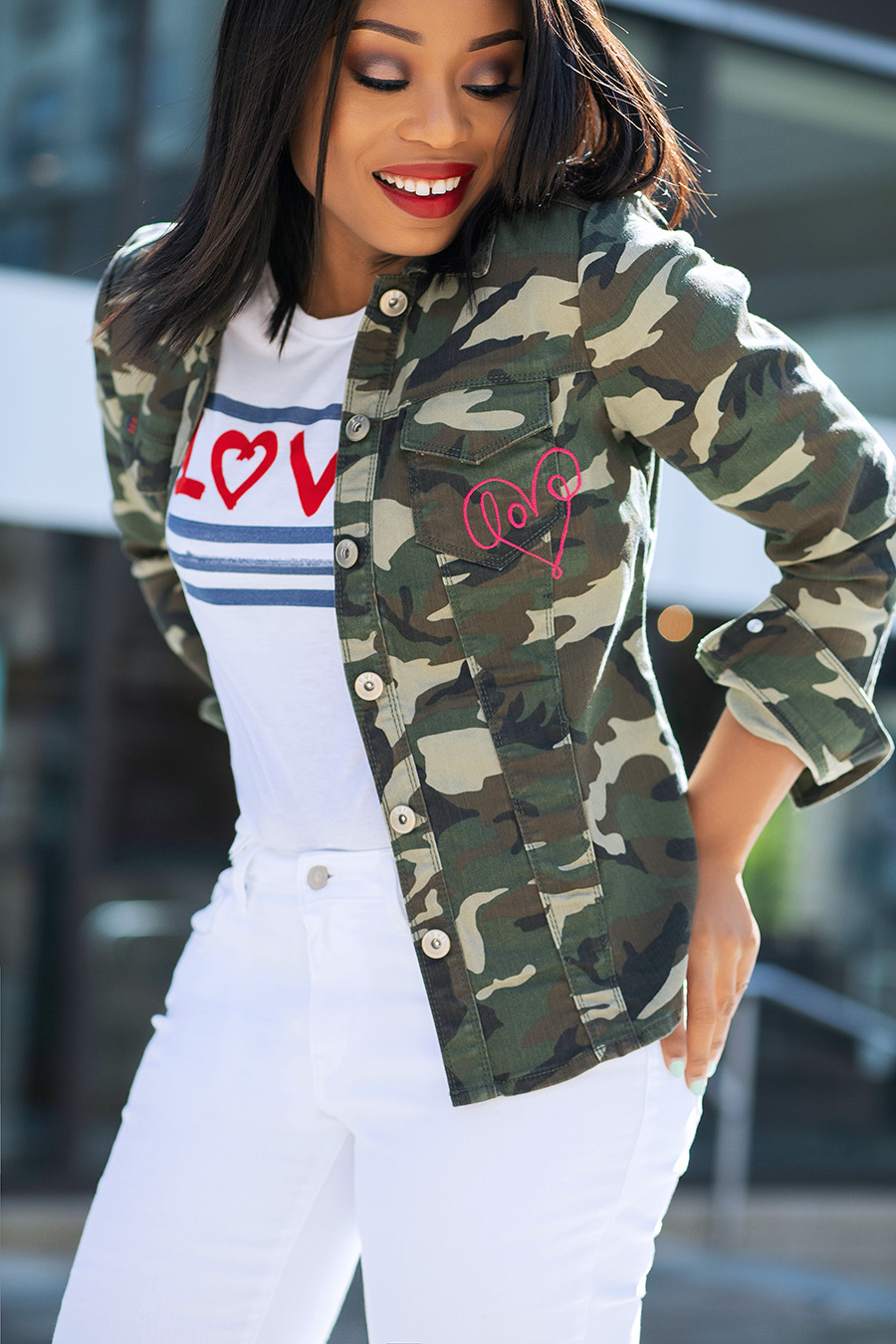 camouflage spring trend, www.jadore-fashion.com