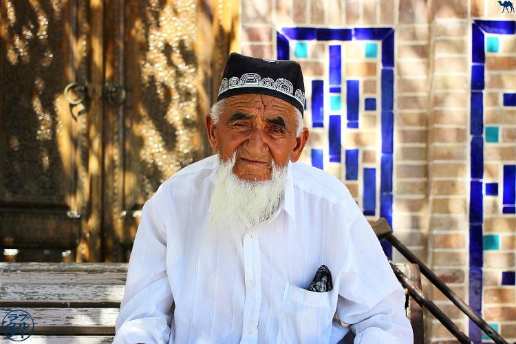 Le Chameau Bleu - Blog Voyage Ouzbékistan Vieux Ouzbek - Gijduvan