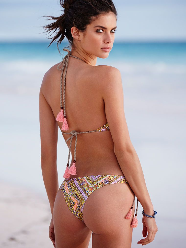 Sara Sampaio with Bikini Pic 3 of 35