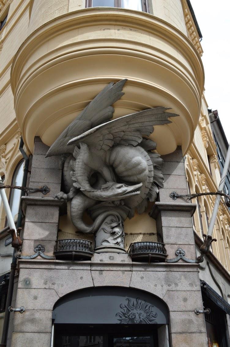 dragon, daenerys, copenhagen, kodaň, denmark, dánsko
