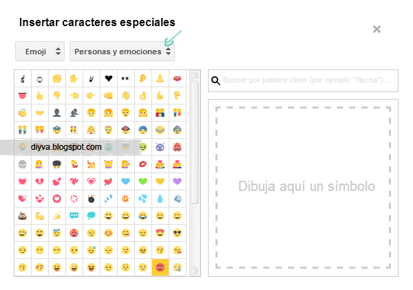 emoji, post, Blogger, facebook