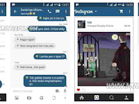 BBM Mod Instagram v2.9.0.51 Apk Backup Free Sticker