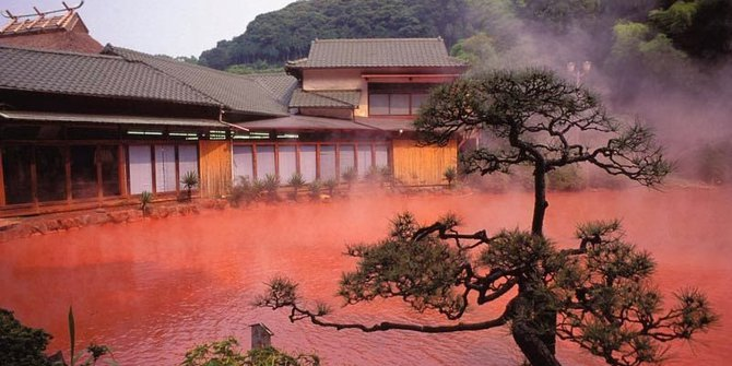 Sumber mata Air Paling Panas di Dunia