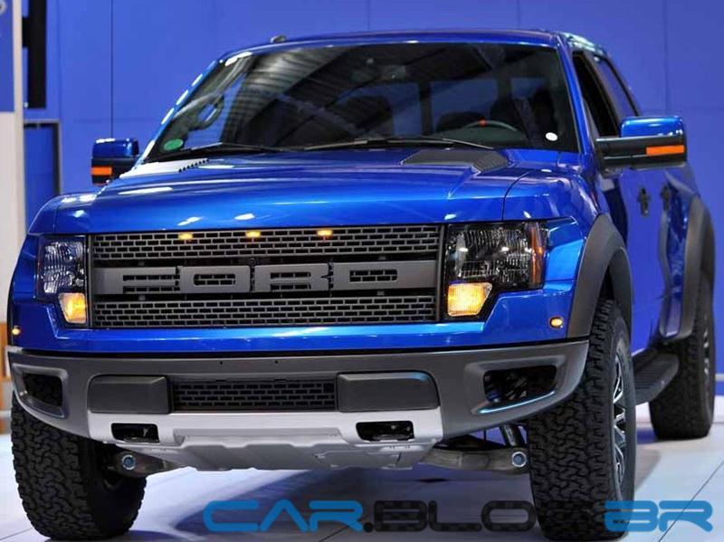 Ford Desenvolve F 150 H 237 Brida Com Tecnologia Toyota Car