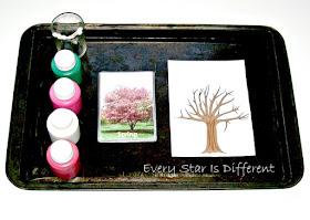 Apple Tree and Four Seasons.