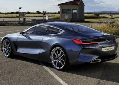 BMW SERIES 8 2018: PRIX, FICHE DE DONNÉES ET PHOTOS