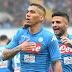 Ex-Vasco marca gol da vitória do Napoli pela Série A Italiana