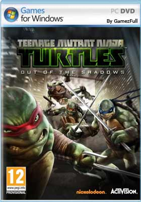 Descargar Teenage Mutant Ninja Turtles Out of the Shadows pc español mega y google drive /