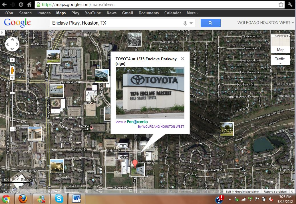 Toyota Training Facility at 1375 Enclave Parkway