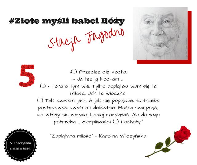 #złote myśli babci Róży - vol. 5