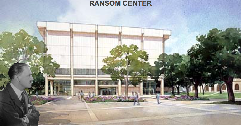harry ransom center dissertation fellowship The harry ransom center, an internationally renowned humanities research library and museum, announces its 2010-2011 research fellowship program the ransom center annually awards 50 fellowships to support scholarly research projects in all areas of the humanities.