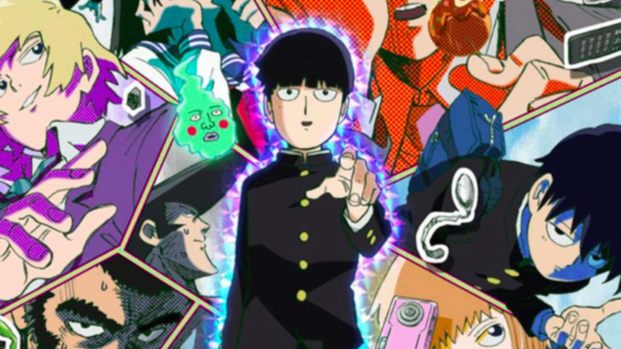 Mob Psycho 100 Season 2 Episode 3 Subtitle Indonesia