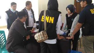 Usai Paripurna, BNNK Test Urine Anggota DPRD OI
