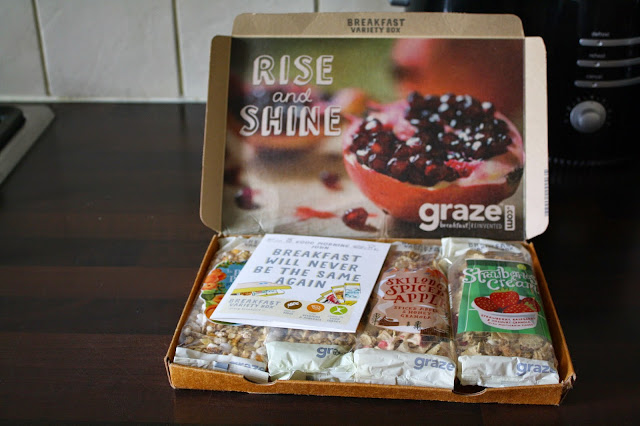 graze.com breakfast box
