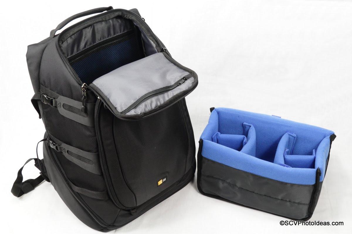 Case Logic DSB-103 w/ extra padded bag insert