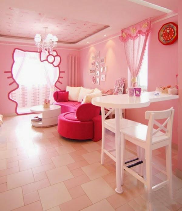 Sala de juegos Hello Kitty