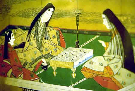 Heian painting