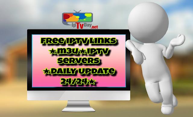 free iptv links★m3u★iptv servers★ 04/11/2017★Daily Update 24/24★