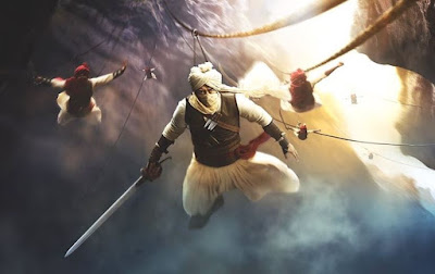 Taanaji- The Unsung Warrior Ajay Devgn First Look, Taanaji- The Unsung Warrior First Look, Poster