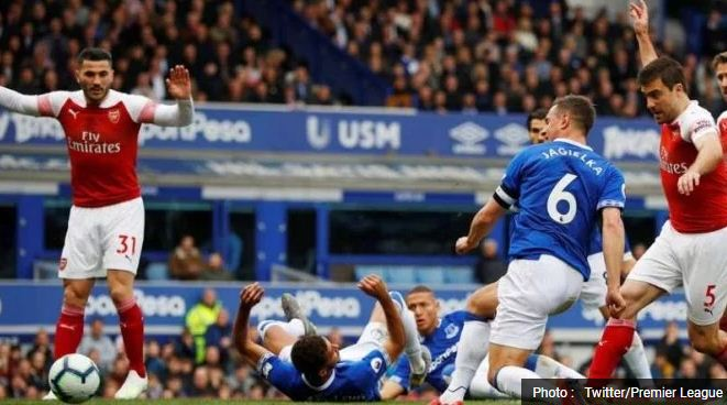 Everton vs Arsenal 1-0 Video Gol Highlights