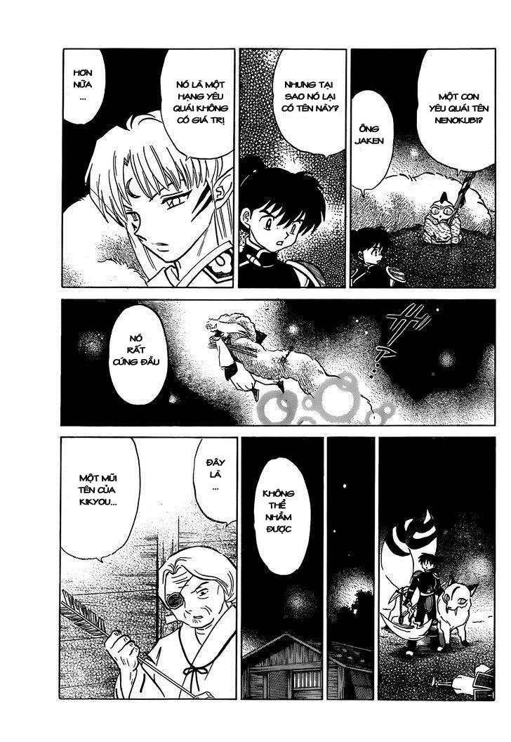 Inuyasha vol 56 - chap extra trang 11