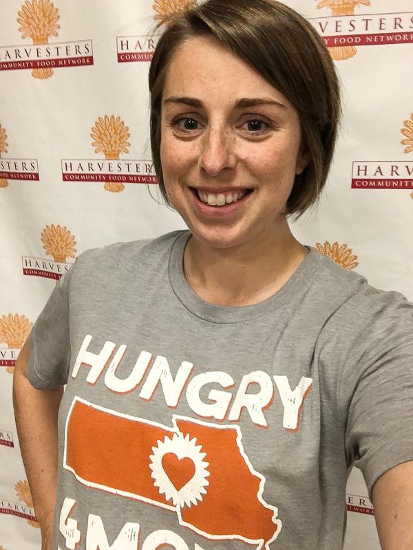 Charlie Hustle for Harvesters shirt