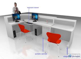 Kontraktor Interior - Pesan Furniture Kantor