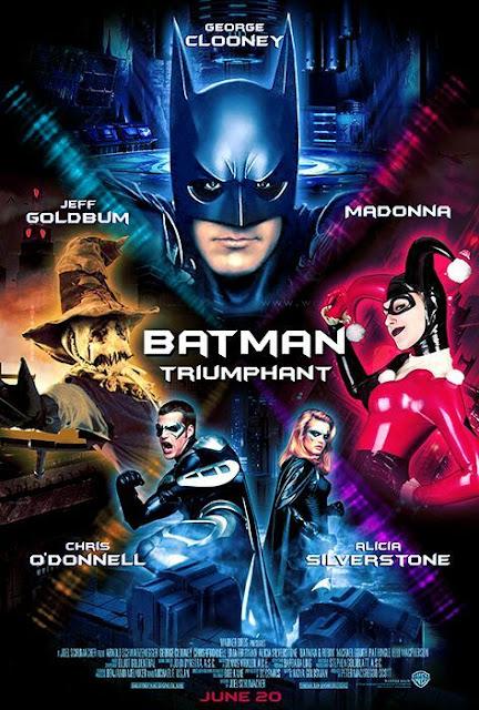 ¡Santos pezones, Batman! Joel Schumacher revela por qué sus trajes venían con pezones