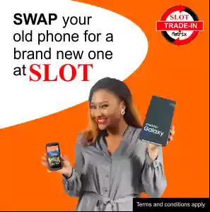 How To Swap Old Phone for New one at Slot Nigeria