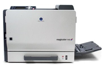 Konica Minolta magicolor 7450 II Printer PS-PPD Drivers Update