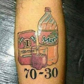 Tatuaje Termidor y Manaos
