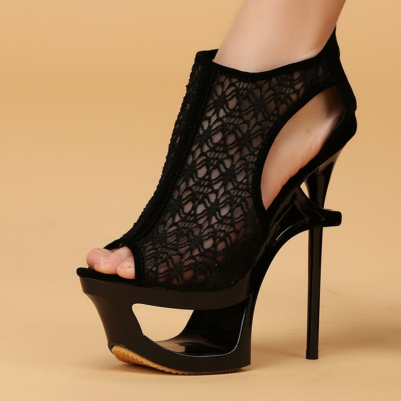Most 10 Beautiful High Heel Sandals For Girls New Designs