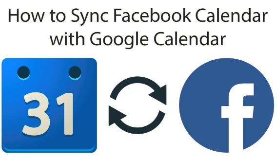 Sync Facebook Calendar With Google