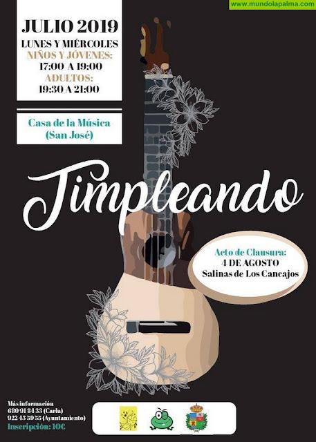 """El 1 de Julio arranca """"TIMPLEANDO"""""""