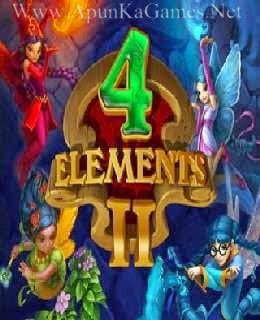 4 Elements II Free Download Game For PC, ComputerMastia