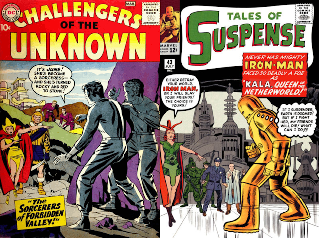 Jack Kirby Challengers Unknown
