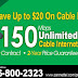 The Perfect Cable Unlimited Internet Deal in Ontario !