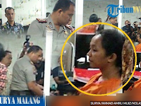 Astaga! Benda Kecil Disembunyikan Dalam Bra Wanita Ini 'Biang Kerok' Kaburnya 17 Tahanan di Malang