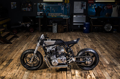 Suzuki GSX  by Ed.Turner Motorcycles