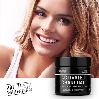 makes Teeth Whitening, Activated Charcoal by Pro Teeth Whitening Co® – £9.34