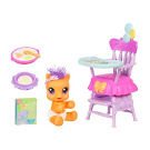MLP Scootaloo Newborn Cuties Playsets Feeding Time with Scootaloo G3.5 Pony