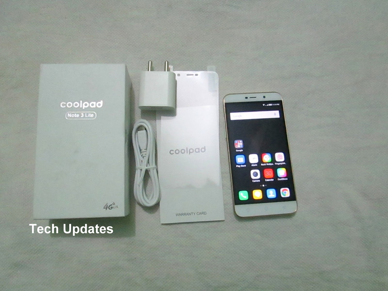 Coolpad Note 3 Lite Review : Budget smartphone with