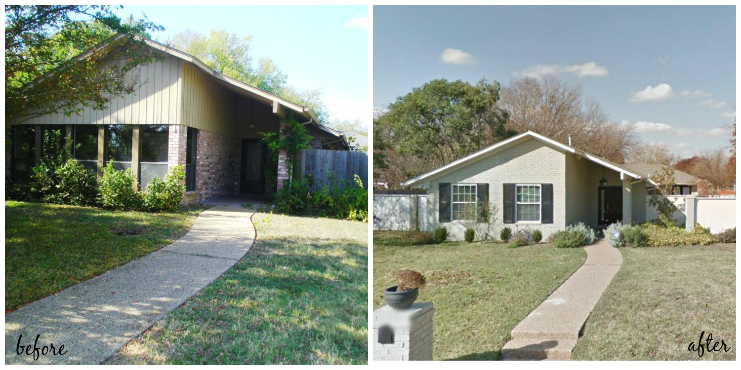 Fixer upper the flip that made them famous rachel teodoro for House flips before and after