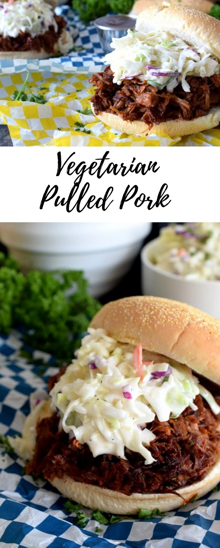Vegetarian Pulled Pork