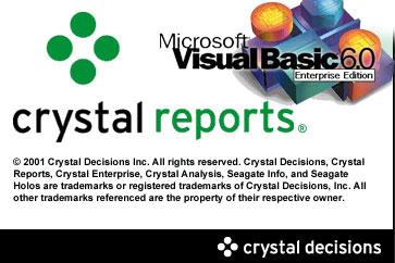 Menampilkan Laporan dengan Crystal Reports pada VB6